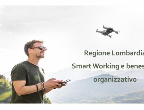 Avviso pubblico Smart Working Regione Lombardia 2020